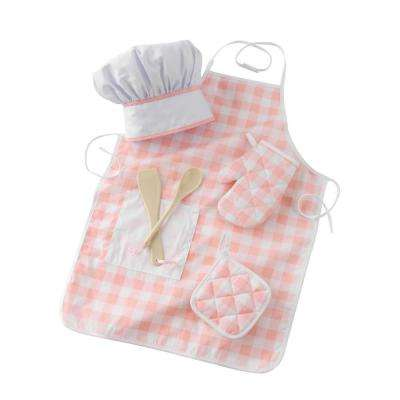 Pink Tasty Treats Chef Accessory Playset