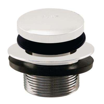 1-1/2 in. NPSM Tip-Toe Bath Drain and Stopper - Coarse Thread