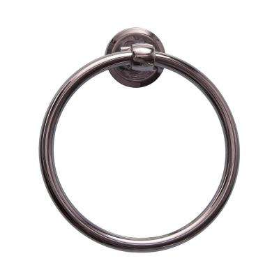 Norville Towel Ring in Chrome