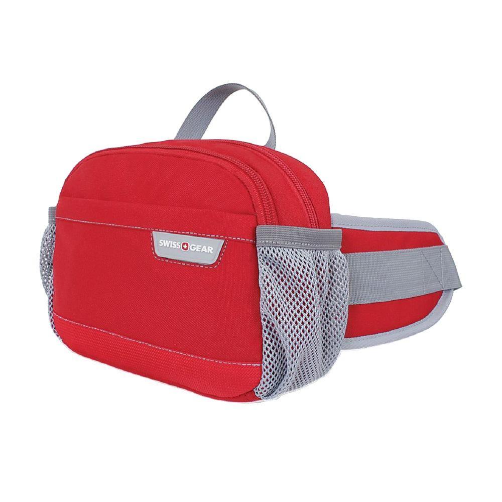 Red Waist Pack