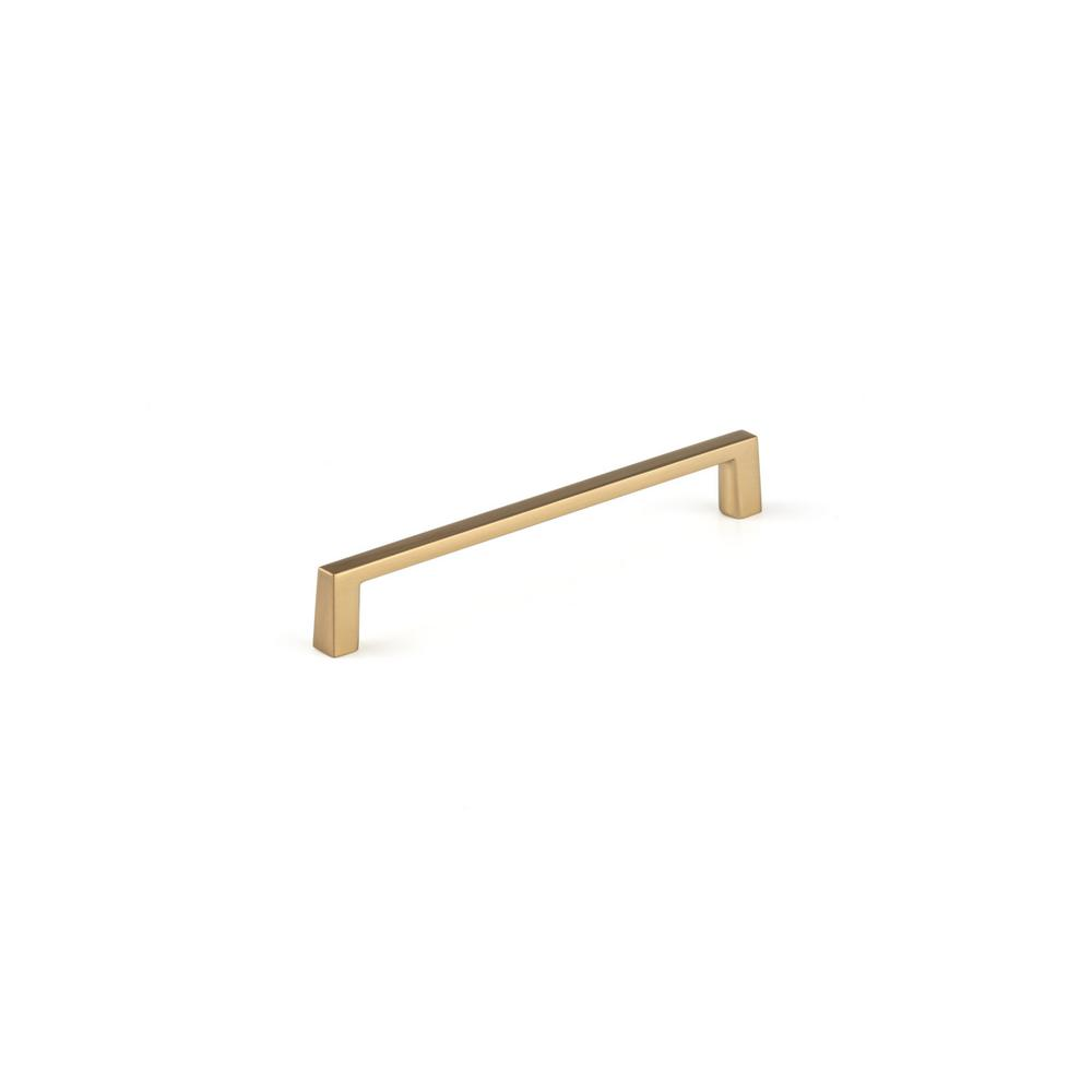 Richelieu Hardware 6 in. (152 mm) Champagne Bronze Contemporary Drawer Pull