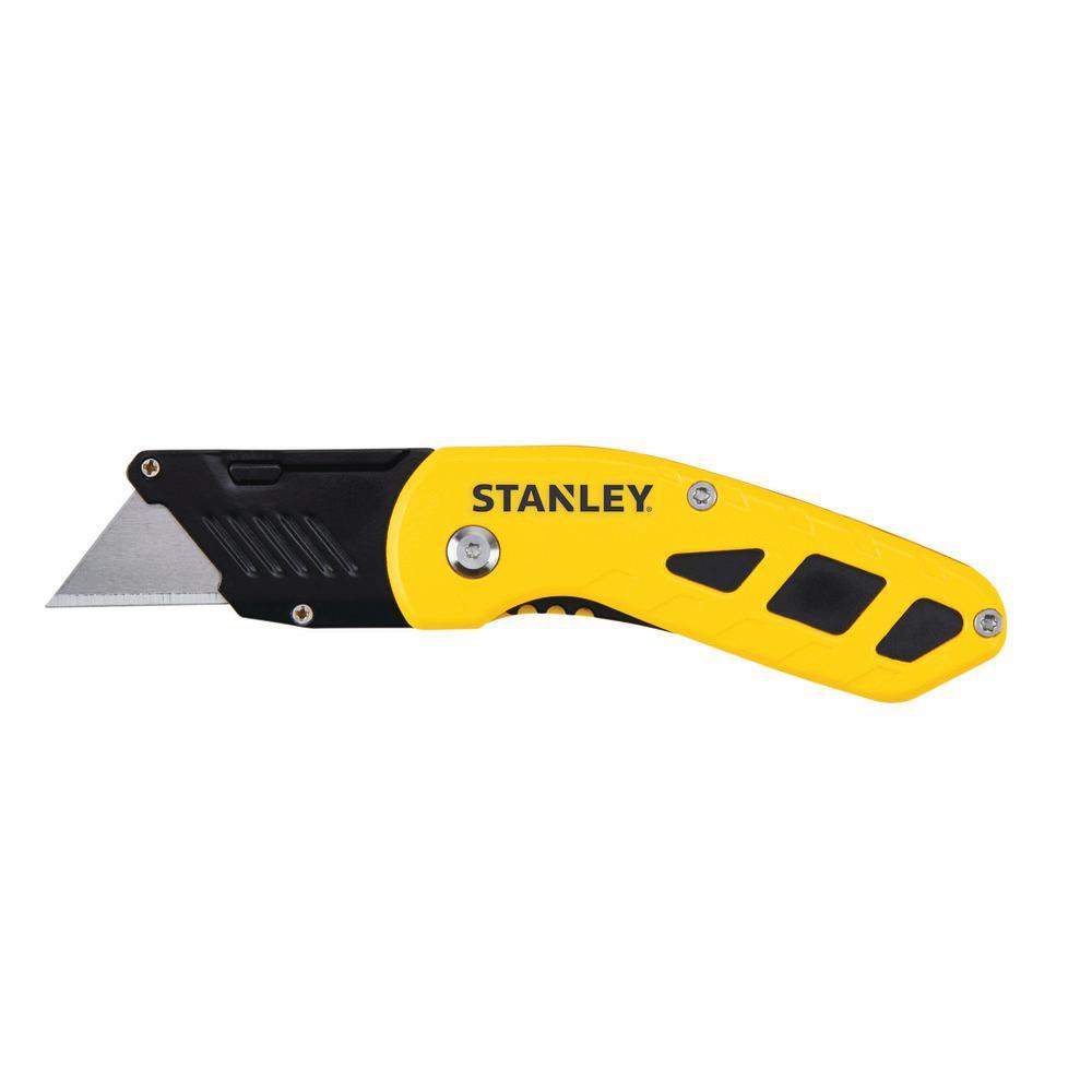 Compact Fixed Blade Folding Utility Knife