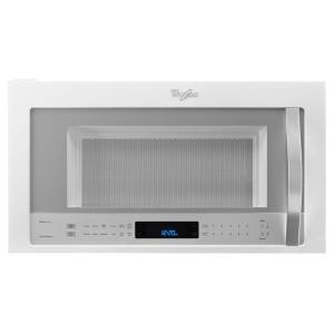 Over The Range Convection Microwave In White Whirlpool
