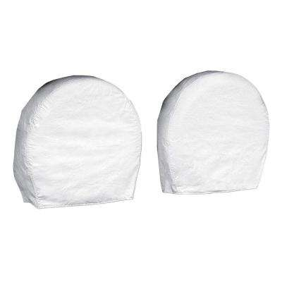 24 to 26-1/2 in. RV Wheel Covers