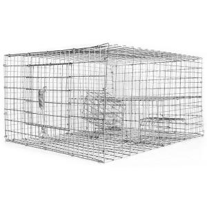 Bird B Gone Sparrow Trap with Two Chambers (8 inch x 12 inch x 16 in.) by Bird B Gone