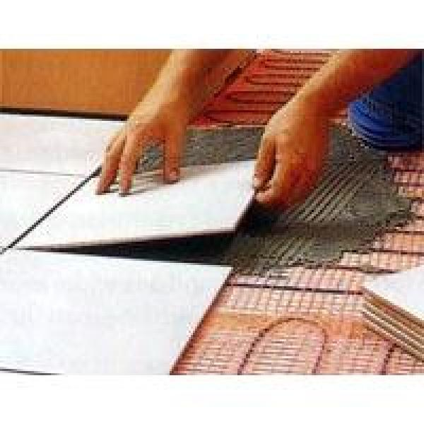 Suntouch Floor Warming 28 Ft X 30 In 240 Volt Radiant Floor Heating Mat Covers 70 Sq Ft 24002830r The Home Depot
