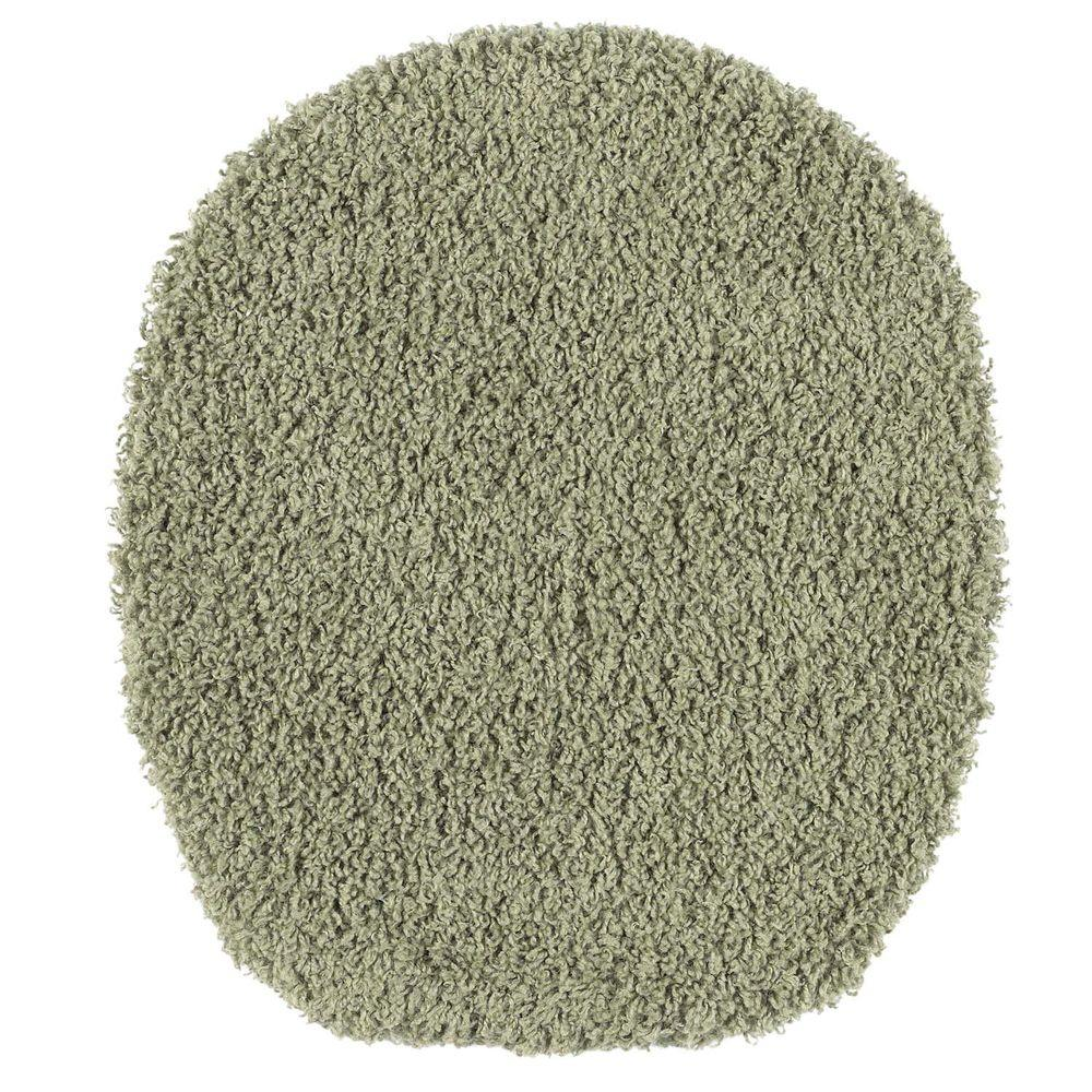 Shaw Living Penthouse Moss 1 ft. 5 in. x 2 ft. Bath Lid-DISCONTINUED