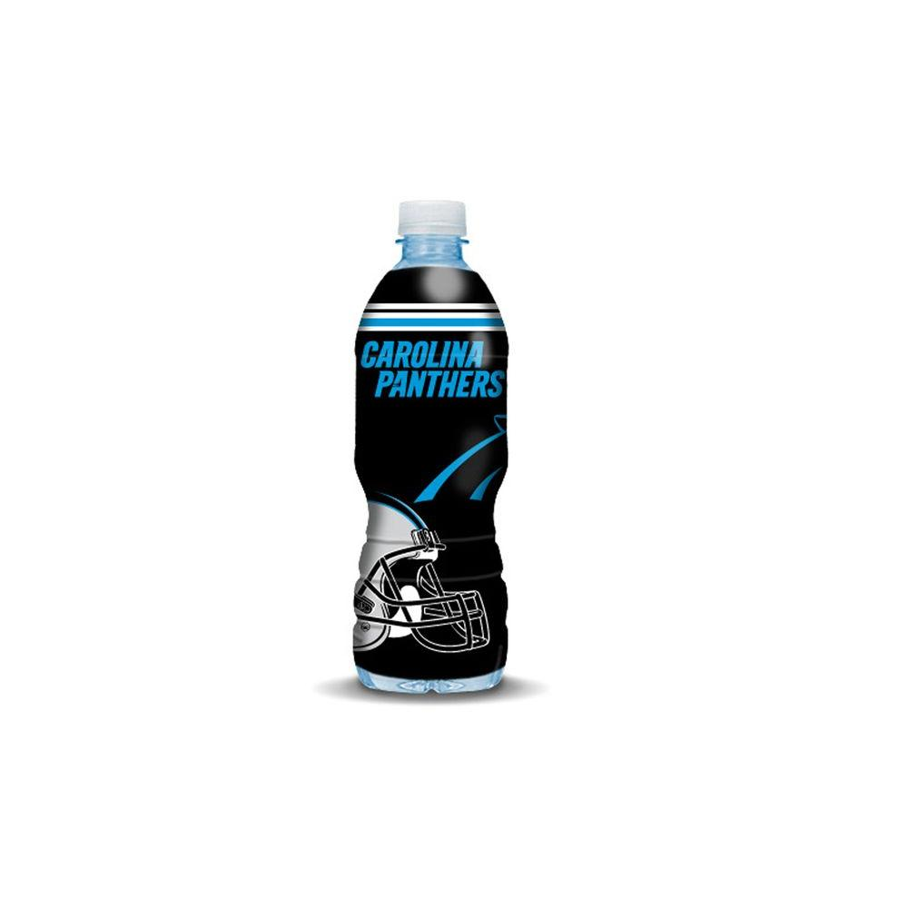 Bottle Skinz Carolina Panthers 16 9 Fl Oz Water Bottle