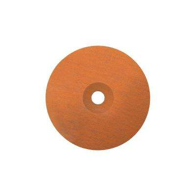 COOLCUT XX 7 in. x 7/8 in. Arbor GR24, Sanding Discs (Pack of 25)