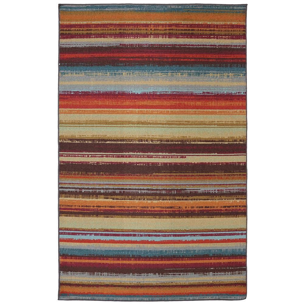 Mohawk Home Avenue Stripe Multi 7 ft. 6 in. x 10 ft. Indoor Area Rug was $193.63 now $154.9 (20.0% off)