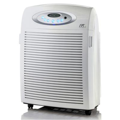 DC-Motor Air Purifier with Plasma, HEPA and VOC