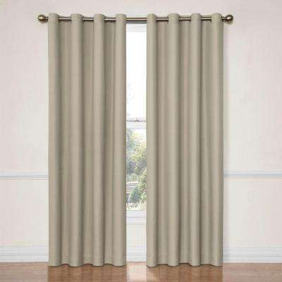 Dane Blackout Curtain Panel