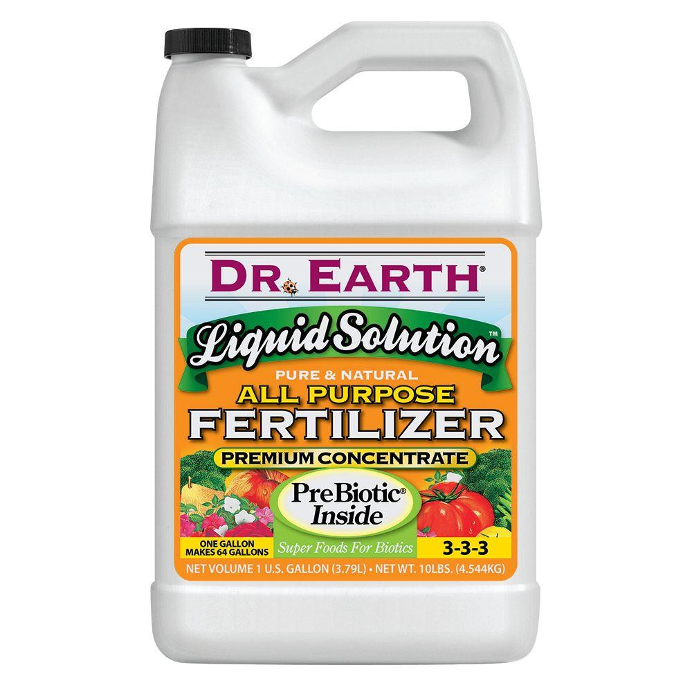 128 oz. Liquid Solution 3-3-3 All Purpose Fertilizer