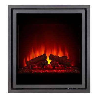 Tranquiller 30 in. Electric Fireplace Insert
