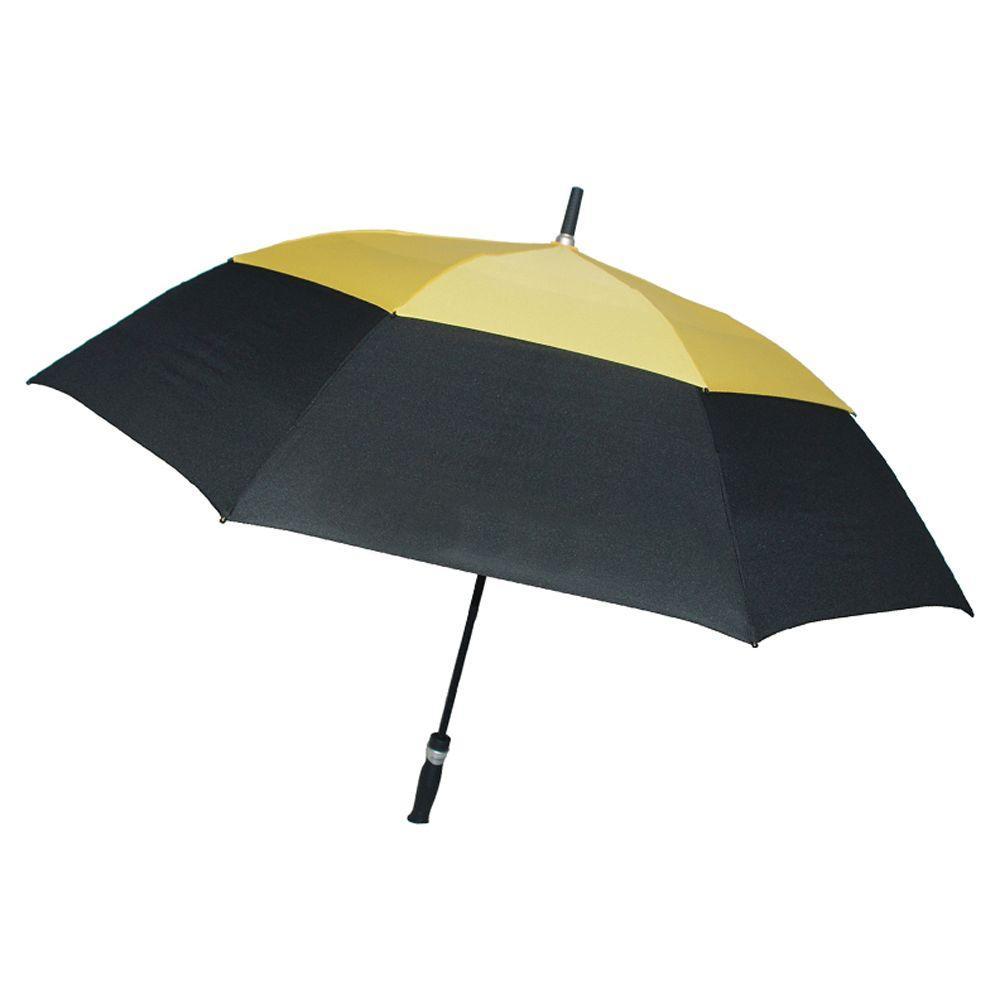 London Fog 62 in. Arc Golf Auto Open Umbrella