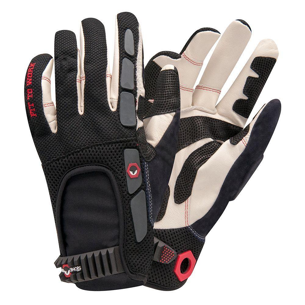 StoneBreaker X-Large MasterSmith Work Gloves by StoneBreaker