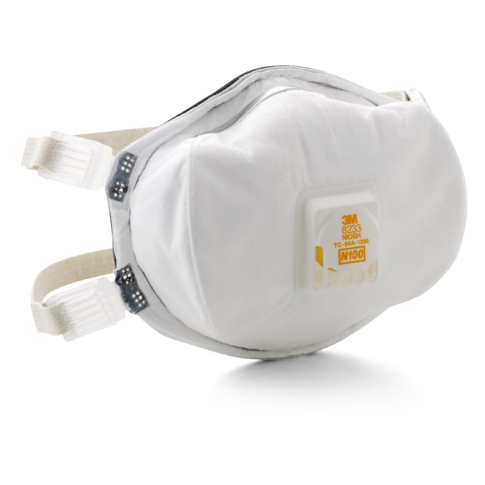 N100 Particulate Respirator (Case of 20)