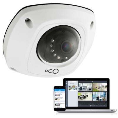 Pro Dome Outdoor/Indoor 1080p Cloud Surveillance and Security Camera with Remote Viewing