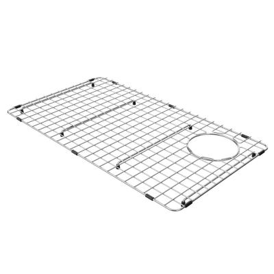Bellucci Series Stainless Steel Kitchen Sink Bottom Grid with Soft Rubber Bumpers for KGF1-30 30 in. Kitchen Sink