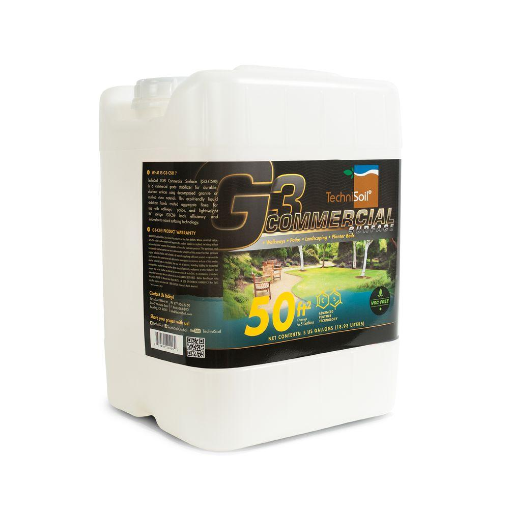 5-gal. G3 - Commercial Surface Bottle