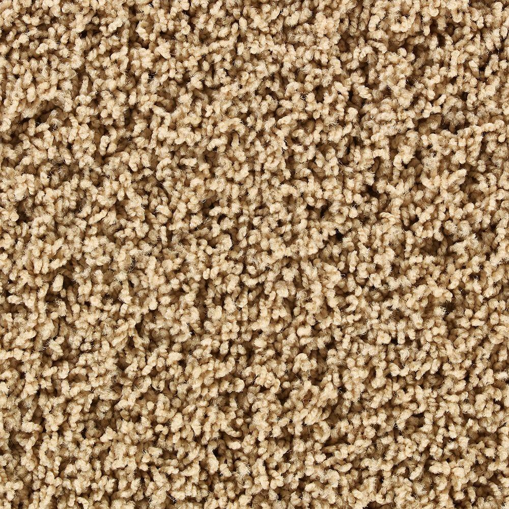 Martha Stewart Living La Paz Tobacco Leaf - 6 in. x 9 in. Take Home Carpet Sample