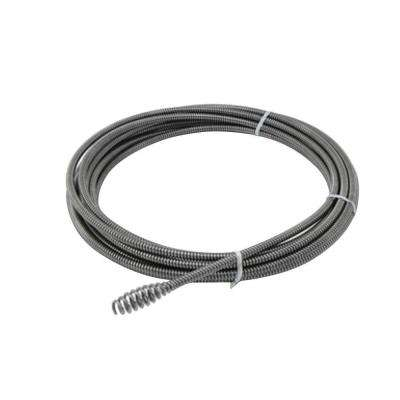 1/4 in. x 30 ft. Auto-Spin Replacement Drain Cleaning Cable