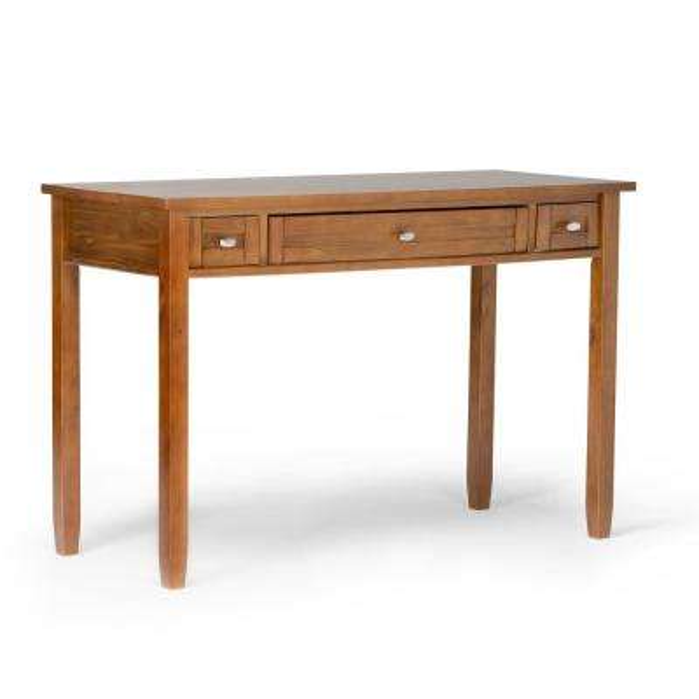 Honey Brown Desk