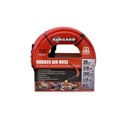 AvaGard 3/8 in. x 25 ft. Air Hose