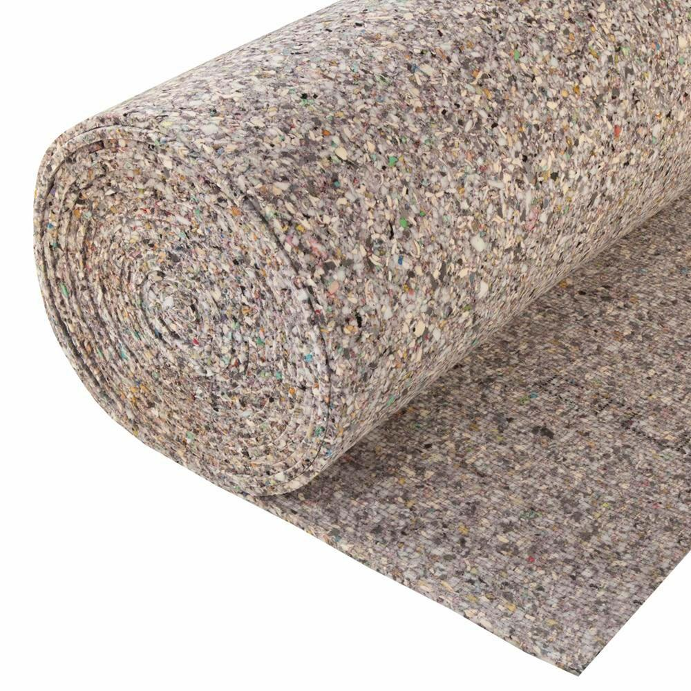 ValueStep 5 7/16 in. Thick 5 lb. Density Rebond Carpet Pad-DISCONTINUED