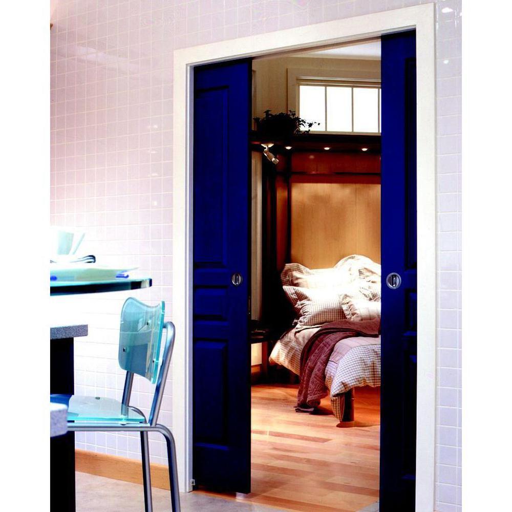 Install Sliding Door Bathroom: Pocket Door Frame Install Doors Up To 30 In. X 80 In