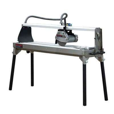 72 in. Rail Saw