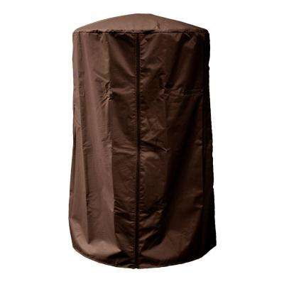 38 in. Heavy Duty Mocha Portable Patio Heater Cover