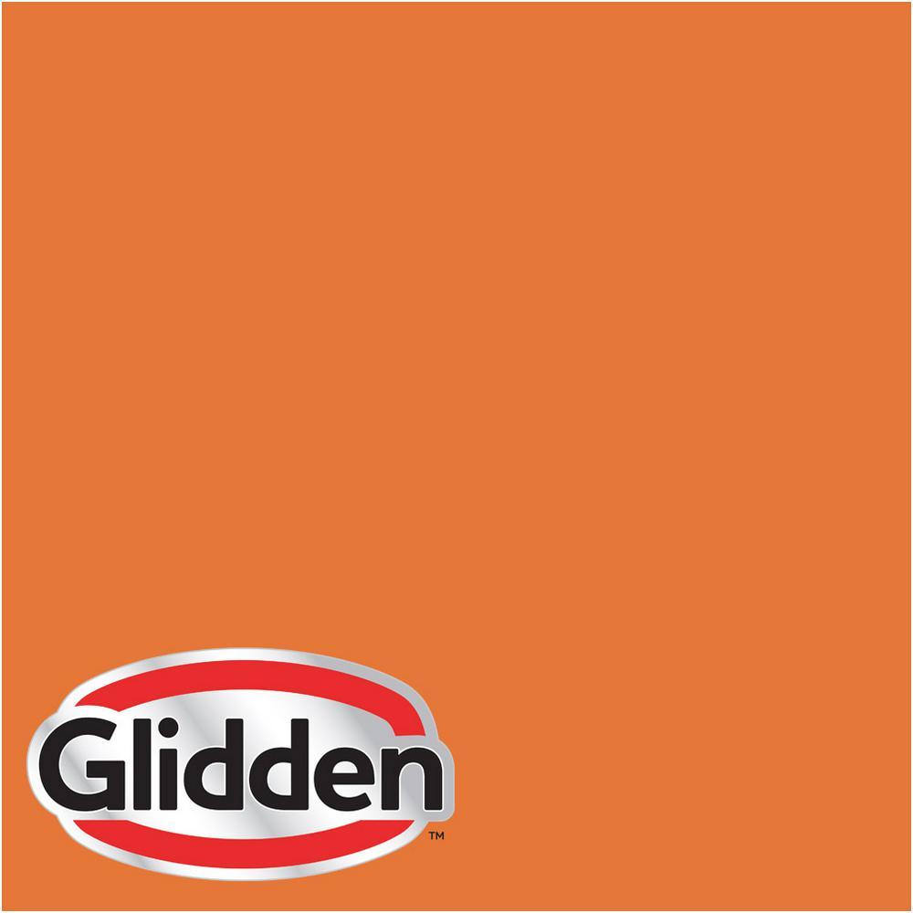 Hdgo27 Pumpkin Patch Satin Interior Paint Sample