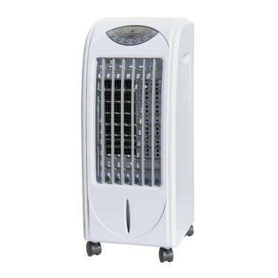 428 CFM 3 Speed Evaporative Air Cooler with Ultrasonic Humidifier for 250 sq. ft.