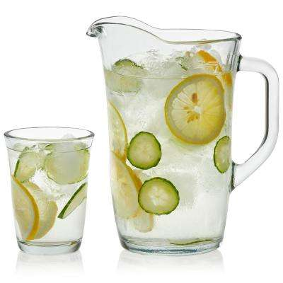 Cosmos 5-Piece Glass Entertaining Set