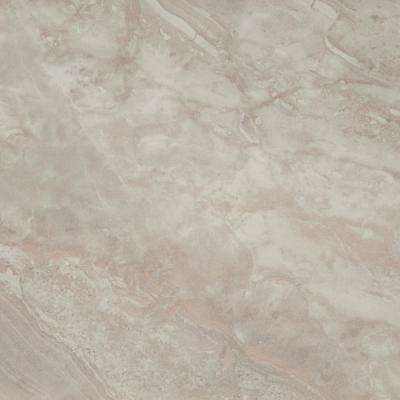 Onyx Pearl 18 in. x 18 in. Polished Porcelain Floor and Wall Tile (13.5 sq. ft. / case)