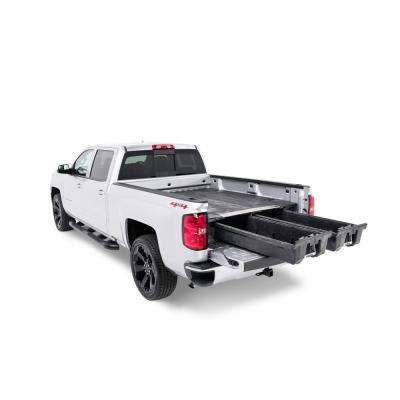 6 ft. 6 in. Bed Length Storage System for GMC Sierra or Silverado 1500 (2019-Current) - New wide bed width