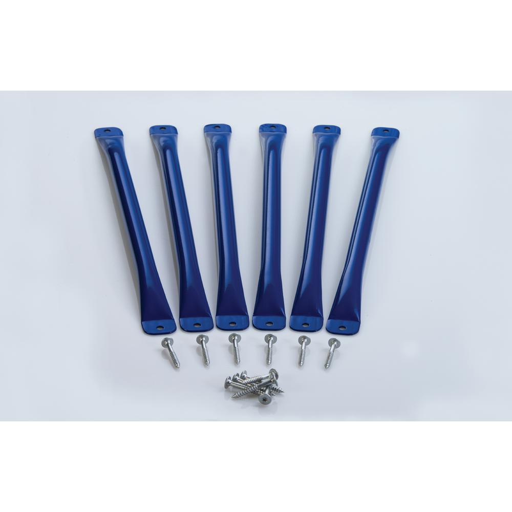 Monkey Bars- 6 Pack- Blue