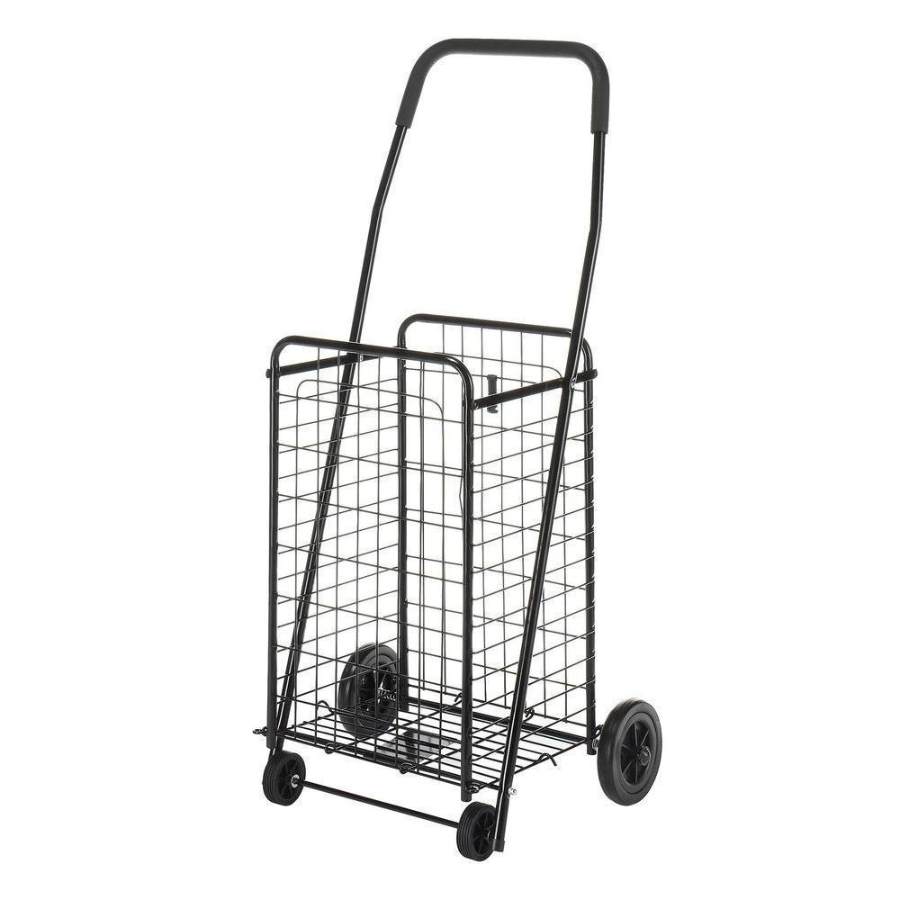 Whitmor 15 in  Rolling Utility Cart