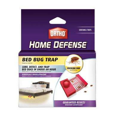 Home Defense Bed Bug Trap (2-Pack)