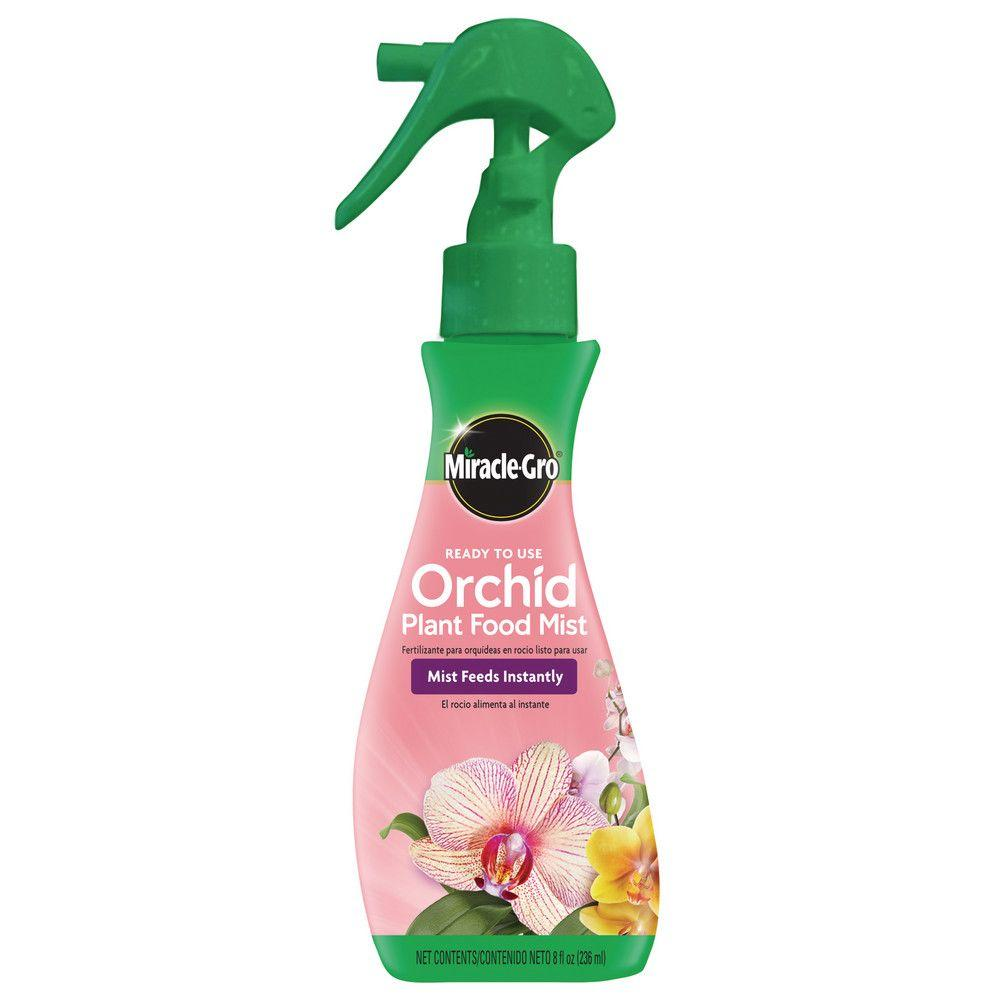 Miracle Gro Orchid 8 Oz Ready To Use Plant Food Mist 100195 The