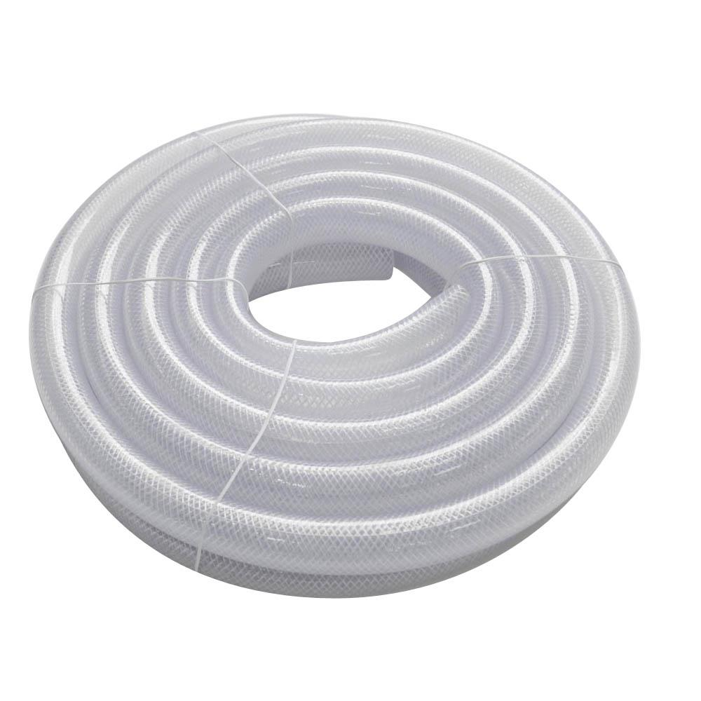 1-3/8in. O.D. x 1 in. I.D. x 25 ft. PVC Braided