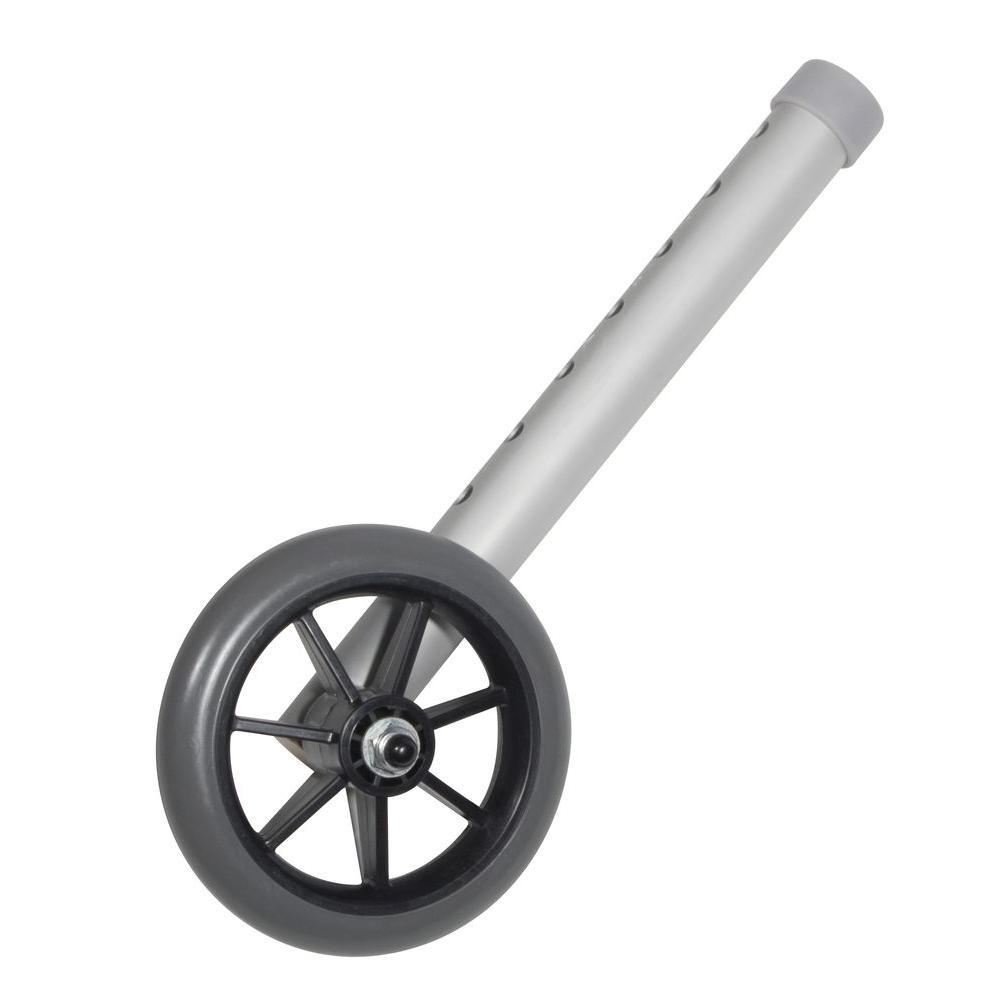 Drive Universal 5 in. Walker Wheels