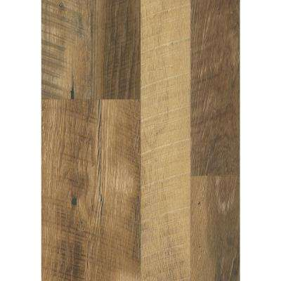 Oak Natura 8 mm Thick x 6.25 in. Wide x 54.45 in. Length Laminate Flooring (23.67 sq. ft. / case)
