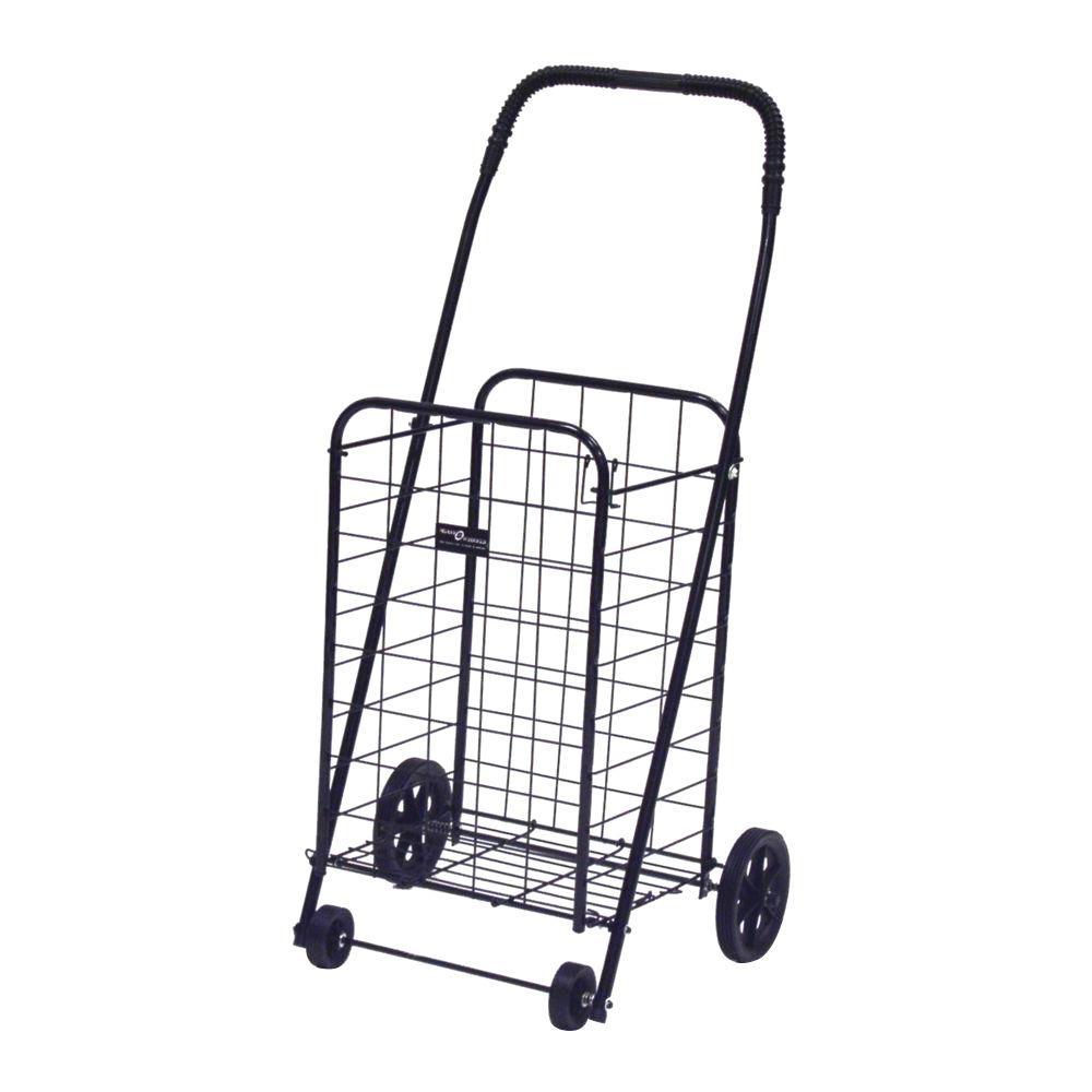 Mini-A Shopping Cart in Black