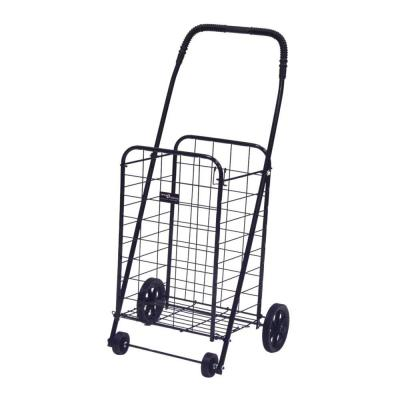 Mini-A Shopping Cart in Black