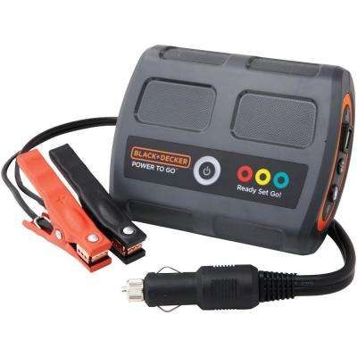 Power2Go 12-Volt Lithium-Ion Portable Battery Booster
