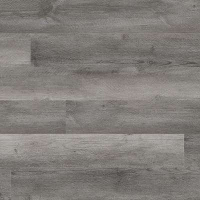 Woodlett Weathered Oyster 6 in. x 48 in. Luxury Vinyl Plank Flooring (36 sq. ft. / Case)