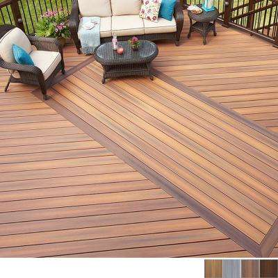 Plastic Decking Prices >> Horizon Composite Decking Board