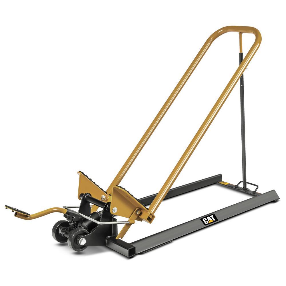 600 lbs. Capacity Side Lift Hydraulic Lawn Mower Jack